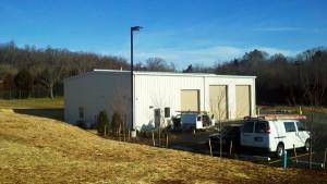 Dominion Virginia Power Orange Transmission Building