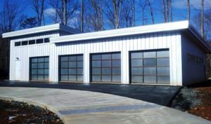 Keen Residence Garage