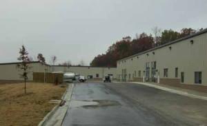 JR Warehouse Tenant Truck Bay Expansion