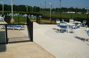 Fauquier County Larry Weeks Pool Patio Expansion