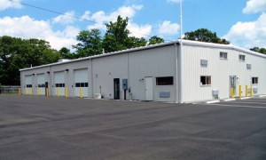 King George Vehicle Maintenance Facility