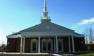 Mt. Zion Baptist, Fredericksburg
