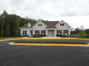 Clubhouse at Villages of Piedmont II