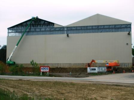 CMC Rebar Expansion Facility