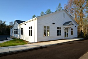 Grace United Methodist Church Building Design and Construction