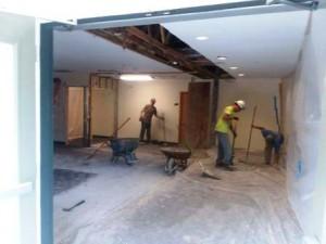 Grace Baptist Church Foyer Renovation