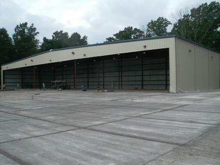 Capitol Building Supply Drywall Shed