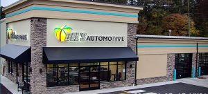 Del's Auto Metal Building Addition