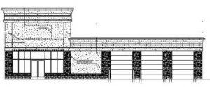 Del Auto Metal Building Addition
