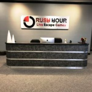 Rush Hour Live Escape Room