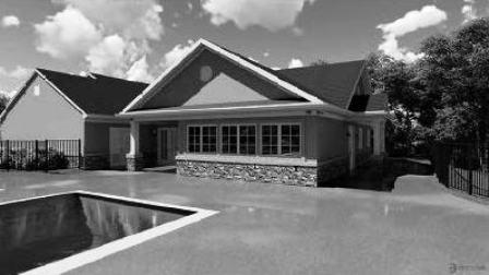 Ashbrook Community Center Construction Begins