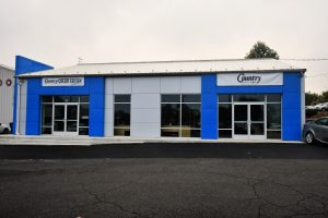 Country Chevrolet Renovation