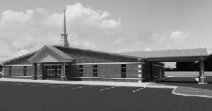 Triumph Baptist Church Pre-Engineered Metal Building Construction