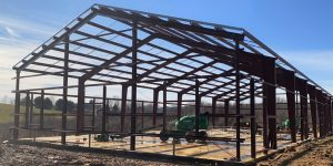 Metal Building Contractor Ijamsville MD