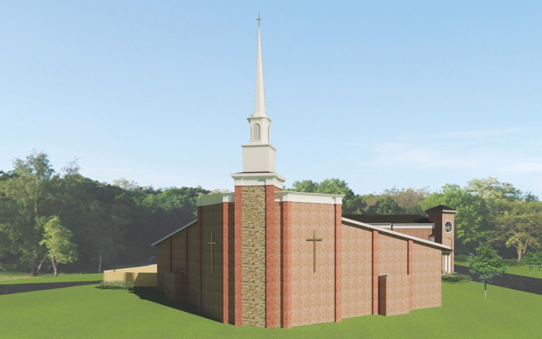 Battlefield Baptist Church Renovation