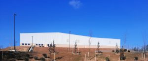 MAPEI Warehouse Metal Building Additions