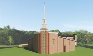 Battlefield Baptist Church Renovation